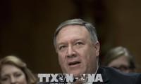 Mike Pompeo exhorte de nouveau Pékin à appliquer les sanctions contre Pyongyang
