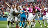 Mondial 2018: l'Espagne s'arrête là, la Russie continue!
