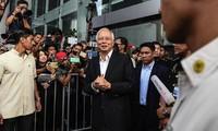 L'ex-Premier ministre de Malaisie arrêté