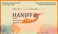 Bienvenue à la 5e édition du Festival international du Film de Hanoi en Octobre