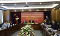 Trân Dai Quang travaille avec la fédération des avocats vietnamiens