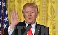"Donald Trump convaincu que Kim Jong-un respectera ""la poignée de main"""