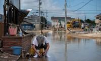 Inondations au Japon : 156 morts et plusieurs dizaines de disparus
