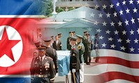 Pyongyang et Washington discutent du rapatriement des restes des soldats morts pendant la guerre
