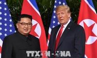 Donald Trump publie une lettre «très gentille» de Kim Jong-un