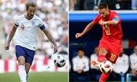 Coupe du monde de football: Angleterre et Belgique, une seule médaille