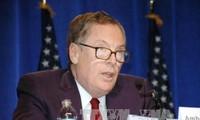 """Les États-Unis dénoncent devant l'OMC les taxes """"illégales"""" des Chinois et Européens"""