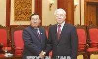 Dynamiser la coopération parlementaire Vietnam-Laos