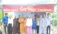 Église bouddhique du Vietnam : 670 milliards de dongs en faveur d'activités sociales