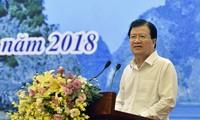 Ouverture d'un colloque sur le développement maritime durable du Vietnam