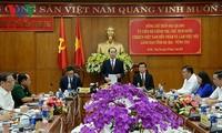 Trân Dai Quang en déplacement à Bà Ria-Vung Tàu