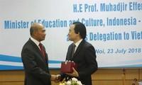 Éducation: le Vietnam renforce sa coopération avec la SEAMEO