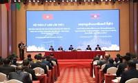 Le Vietnam et le Laos tiennent leur 6e symposium théorique