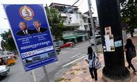Les élections législatives au Cambodge