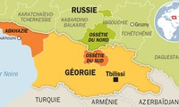 Moscou va répliquer si l'OTAN se présente à la frontière de la Géorgie