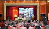 Nouvelle ruralité: Vuong Dinh Huê préside une conférence à Diên Biên