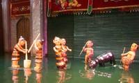 Festival de marionnettes vietnamiennes à Hô Chi Minh-ville