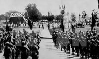 Projection des films en l'honneur du 73e anniversaire de la Révolution d'août et de la fête nationale
