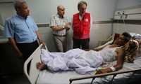 La bande de Gaza manque de fioul et de médicaments, selon l'ONU