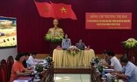Truong Thi Mai en déplacement dans la province de Yên Bai