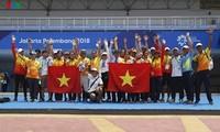 ASIAD 2018: le Vietnam 13e  au classement général