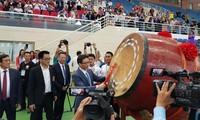Ouverture du 2e championnat mondial des arts martiaux du Vietnam