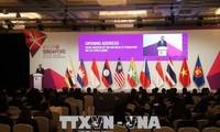 Ouverture de la conférence des ministres de l'Économie de l'ASEAN