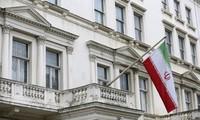 L'Iran déplore les instructions données par Paris à ses diplomates