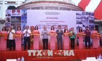 Exposition d'oeuvres d'art récompensées par le prix Hô Chi Minh et le prix d'État 2016