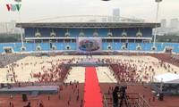 """ASIAD 2018: """"Gloire au Vietnam"""", cérémonie en l'honneur des sportifs"""