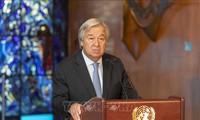 Le chef de l'ONU réclame l'arrêt immédiat des hostilités en Libye