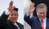 Nouveau sommet entre Kim et Moon à Pyongyang à la mi-septembre