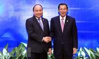 Message de félicitation de dirigeants vietnamiens à leurs homologues cambodgiens
