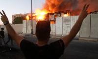 Crise en Irak: un nouveau mort, couvre-feu dans la province de Bassora