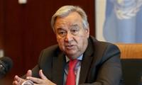 Le secrétaire général de l'ONU salue l'engagement de dénucléarisation nord-coréen
