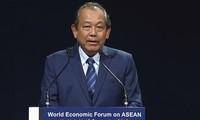 WEF-ASEAN 2018 : cérémonie de clôture