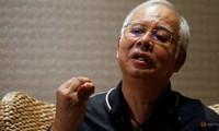 L'ancien Premier ministre malaisien à nouveau arrêté