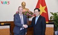 Le Vietnam souhaite renforcer ses relations avec le Royaume-Uni