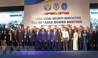 Le Vietnam-président de l'Association de la sécurité sociale de l'ASEAN, mandat 2018-2019