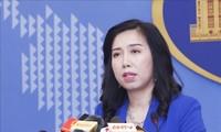 Le Vietnam condamne le terrorisme sous toutes ses formes