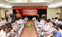 Le comité central du Parti communiste vietnamien se réunit la semaine prochaine