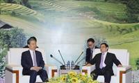 Le chef de la Commission de contrôle disciplinaire du Parti communiste chinois au Vietnam