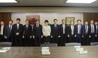 Le chef de la Commission des affaires intérieures du Parti communiste vietnamien au Japon