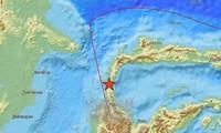 Indonésie: un séisme de magnitude 7,5, alerte au tsunami levée