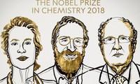 Le prix Nobel de chimie attribué à deux Américains et un Britannique