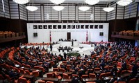 Turquie : le mandat des forces turques en Syrie et en Irak prolongé