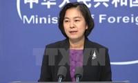 « C'est Washington qui a proposé de reporter le dialogue diplomatique et sécuritaire », dit Pékin