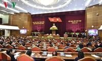 Clôture du 8e plénum du comité central du Parti communiste vietnamien, 12e exercice