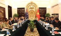 Vietnam-Australie: dialogue stratégique au niveau des vice-ministres des AE et de la Défense