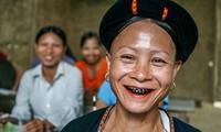 Les dents noires des femmes Lu